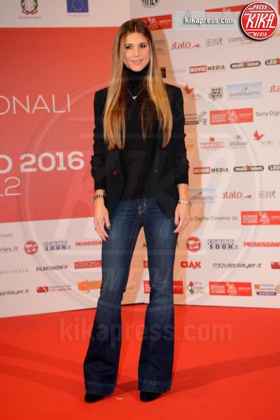 Nicoletta Romanoff - Sorrento - 28-11-2016 - Il dolce annuncio di Nicoletta Romanoff: