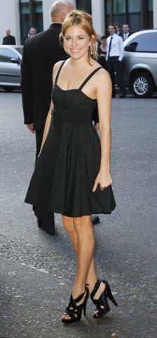 Sienna Miller - Londra - 06-06-2007 - Sienna Miller, un nome, una garanzia… di stile!