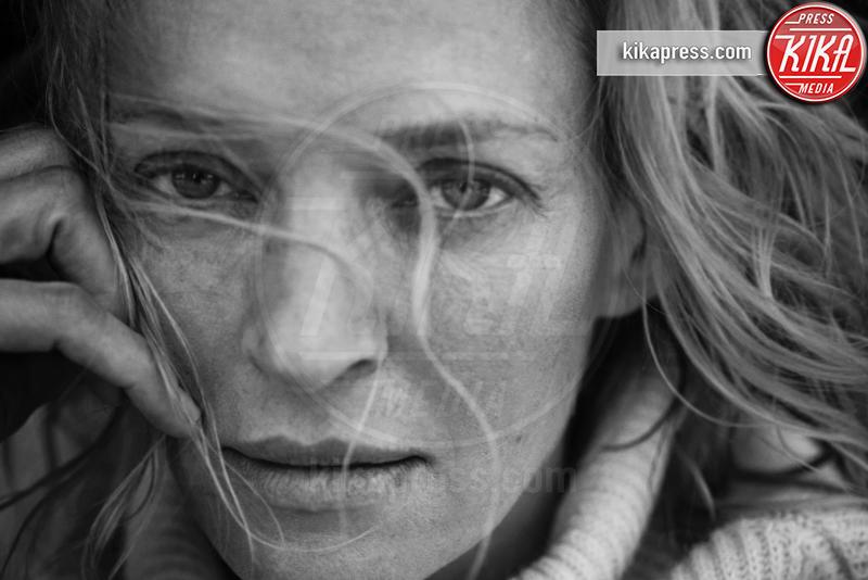 Uma Thurman - 29-11-2016 - Calendario Pirelli: la bellezza è senza trucco