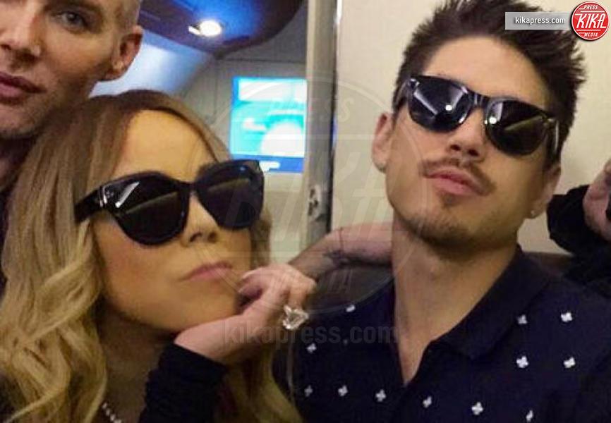 Bryan Tanaka, Mariah Carey - Los Angeles - 01-12-2016 - Emily Ratajkowski mostra l'enorme anello di fidanzamento