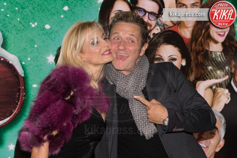 Loredana de Nardis, Enzo Salvi - Roma - 01-12-2016 - Anna Tatangelo, bomba sexy per Un Natale al Sud