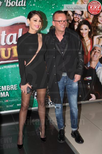 Gigi D'Alessio, Anna Tatangelo - Roma - 01-12-2016 - Gigi D'Alessio e Anna Tatangelo, arriva il colpo di scena