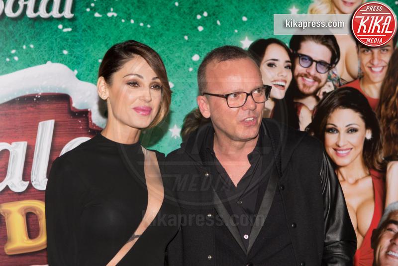 Gigi D'Alessio, Anna Tatangelo - Roma - 01-12-2016 - Anna Tatangelo, bomba sexy per Un Natale al Sud
