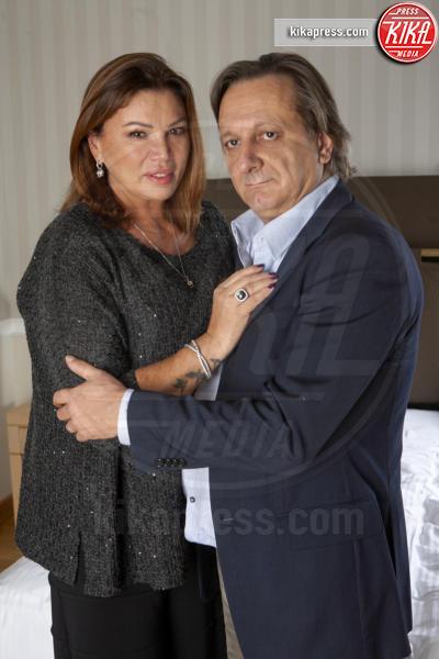 Luca Iacomoni, Serena Grandi - Milano - 10-11-2016 - Serena Grandi in love: