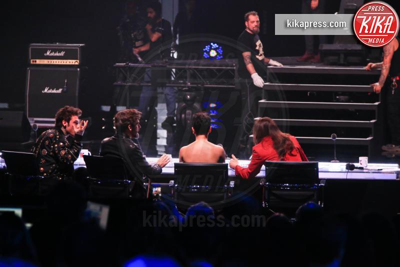 Alvaro Soler, Fedez, Arisa, Manuel Agnelli - Milano - 01-12-2016 - Fedez lascia X Factor: ecco i motivi
