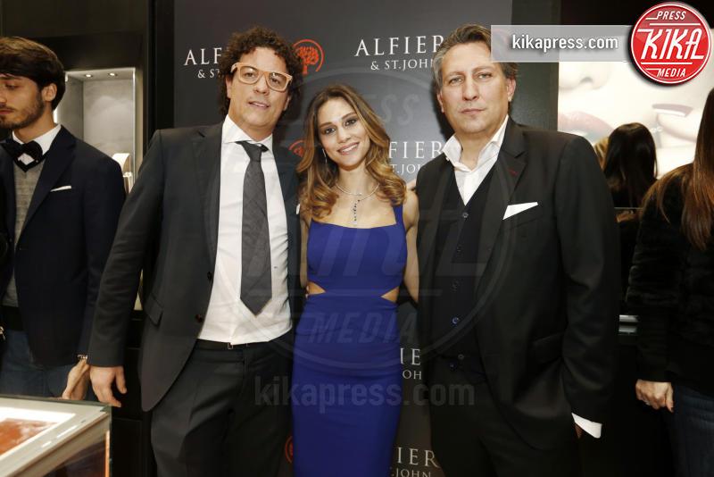 Fabio Godano, Beatrice Valli - Milano - 01-12-2016 - Alfieri & St. John: le stelle sono Cecilia e mamma Rodriguez