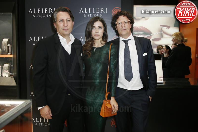 Fabio Godano, Ludovica Frasca - Milano - 01-12-2016 - Alfieri & St. John: le stelle sono Cecilia e mamma Rodriguez