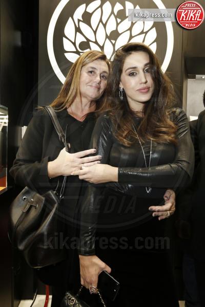 Veronica Cozzani de Rodriguez, Cecilia Rodriguez - Milano - 01-12-2016 - Alfieri & St. John: le stelle sono Cecilia e mamma Rodriguez