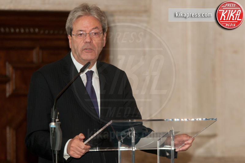Paolo Gentiloni - Roma - 02-12-2016 - Paolo Gentiloni è il nuovo capo del governo