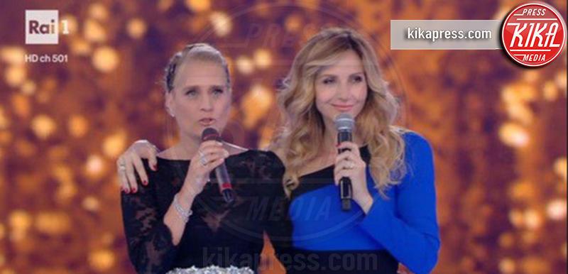 Heather Parisi, Lorella Cuccarini - Roma - 05-12-2016 - Nemiciamatissimi... d'amore e d'accordo davanti alle telecamere!