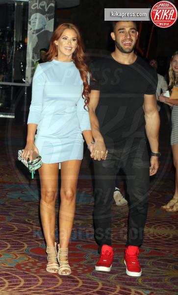 Jessa Hinton, Sam Asghari - Las Vegas - 05-05-2016 - Ecco il nuovo fidanzato di Britney Spears ai tempi del liceo