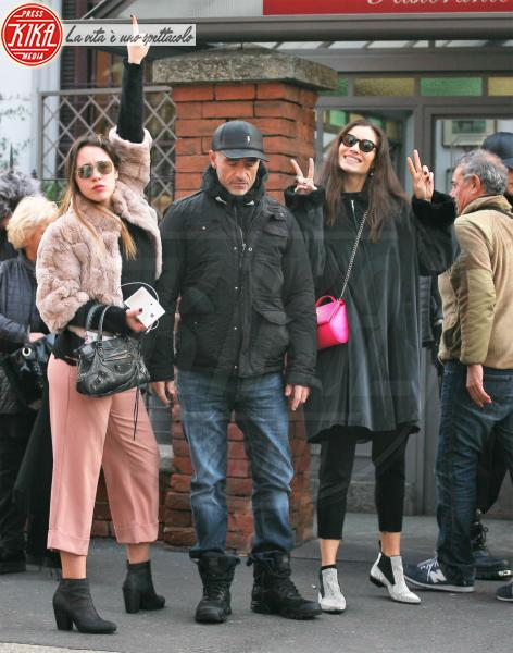 Marica Pellegrinelli, Aurora Ramazzotti, Eros Ramazzotti - Milano - 05-12-2016 - Ramazzotti- Pellegrinelli: l'annuncio strappalacrime