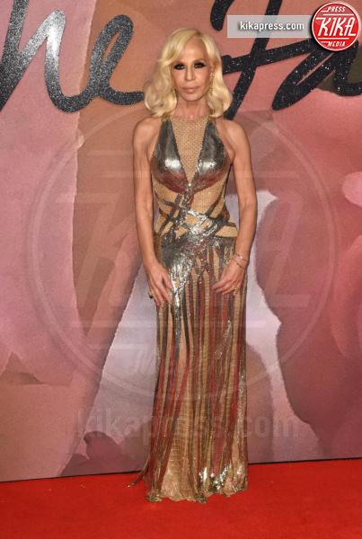 Donatella Versace - Londra - 05-12-2016 - Penelope Cruz sarà Donatella Versace in American Crime Story
