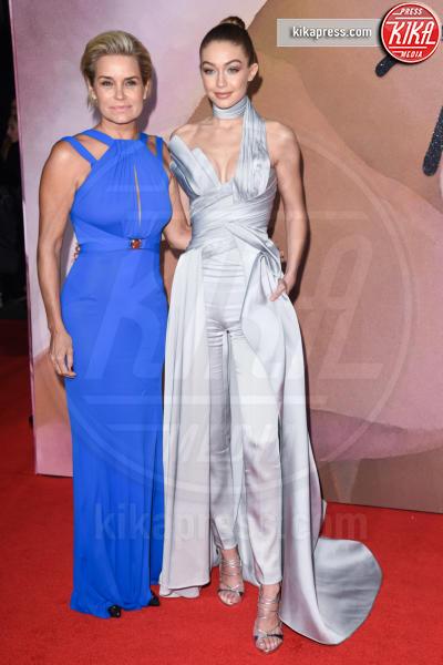 Gigi Hadid, Yolanda Foster - Londra - 05-12-2016 - Gigi Hadid è malata: