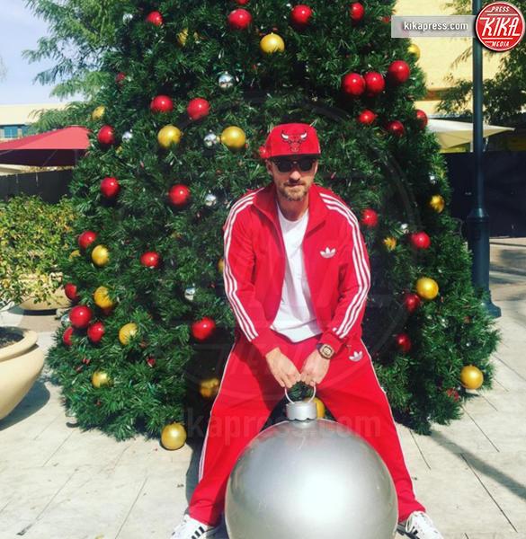 Francesco Facchinetti - Milano - 06-12-2016 - Natale 2016: le star che hanno già preparato l'albero