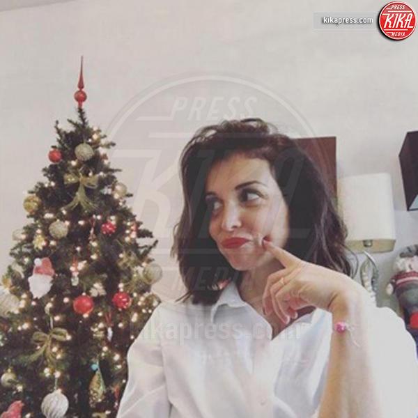 Alessandra Pierelli - Milano - 06-12-2016 - Natale 2016: le star che hanno già preparato l'albero