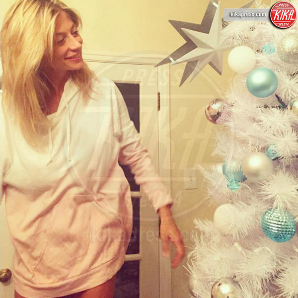 Maddalena Corvaglia - Milano - 06-12-2016 - Natale 2016: le star che hanno già preparato l'albero