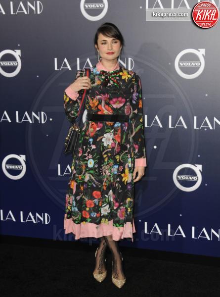 Mia Maestro - Hollywood - 06-12-2016 - Emma Stone, un angelo azzurro alla première di La La Land