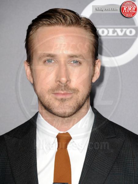 Ryan Gosling - Hollywood - 06-12-2016 - Emma Stone, un angelo azzurro alla première di La La Land