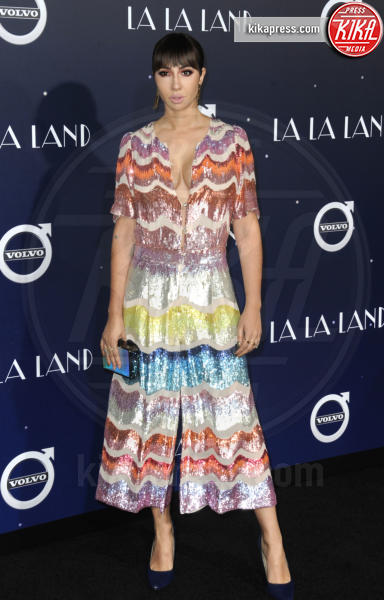 Jackie Cruz - Hollywood - 06-12-2016 - Emma Stone, un angelo azzurro alla première di La La Land