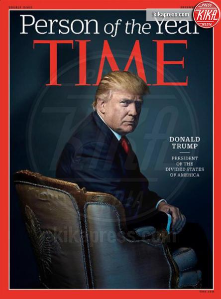 Persona dell'anno 2016, Donald Trump - Hollywood - 07-12-2016 - Trump gela l'Europa: ecco gli estratti delle sue interviste