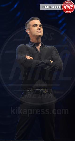 Robbie Williams - Manchester - 09-12-2016 - Robbie Williams & Co: le star che credono ai fantasmi