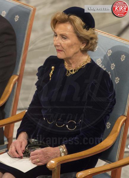 Regina Sonja di Norvegia - Stoccolma - 10-12-2016 - Nobel, a Stoccolma Patti Smith in rappresentanza di Bob Dylan