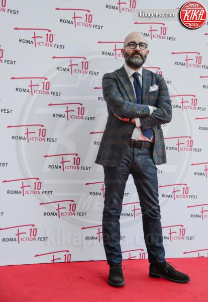 John Simenon - Roma - 11-12-2016 - Roma Fiction Fest: John Simenon alla presentazione di Maigret