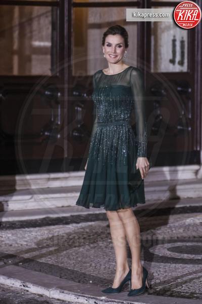 Letizia Ortiz - Lisbona - 29-11-2016 - Letizia di Spagna, regina di stile con genio e... regolatezza!