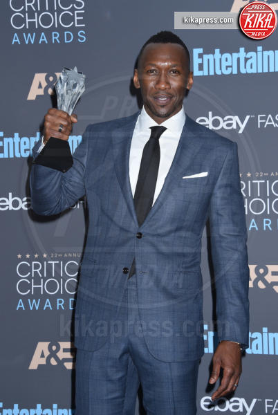 Mahershala Ali - Santa Monica - 11-12-2016 - Critics' Choice Awards 2016: è La la la Land dominio