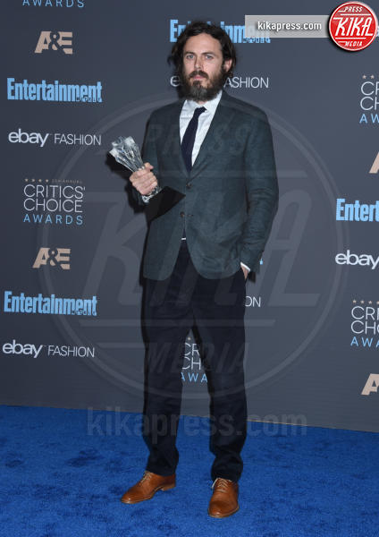 Casey Affleck - Santa Monica - 11-12-2016 - Critics' Choice Awards 2016: è La la la Land dominio