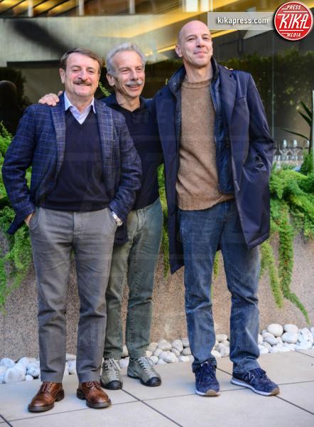 Giacomo Poretti, Giovanni Storti, Aldo Baglio - Roma - 13-12-2016 - Venticinque di questi anni per Aldo, Giovanni e Giacomo