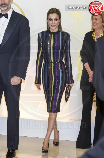 Letizia Ortiz - Madrid - 13-12-2016 - Letizia di Spagna, regina di stile con genio e... regolatezza!