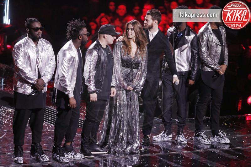 Gaia Gozzi, Soul System, Alessandro Cattelan - Milano - 16-12-2016 - X Factor 10: lo show finale al Mediolanum