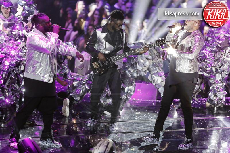 Soul System - Milano - 16-12-2016 - X Factor 10: lo show finale al Mediolanum