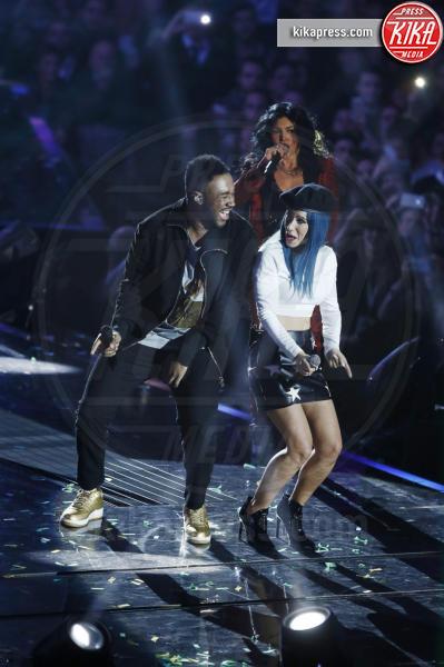 Soul System, Baby K, Giusy Ferreri - Milano - 16-12-2016 - X Factor 10: lo show finale al Mediolanum