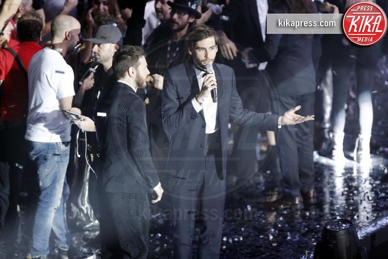 Alvaro Soler, Alessandro Cattelan - Milano - 16-12-2016 - X Factor 10: lo show finale al Mediolanum