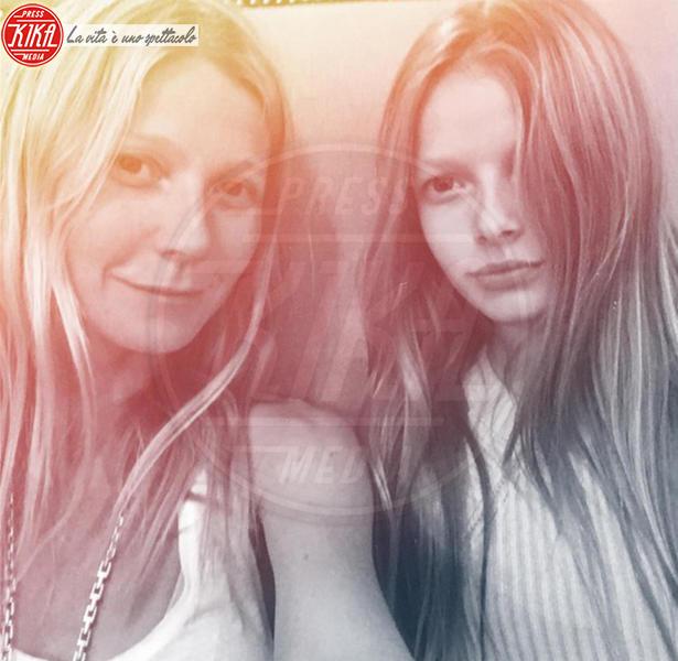 Apple Martin, Gwyneth Paltrow - 08-02-2016 - Tale madre tale figlia, giovanissima: la riconosci?
