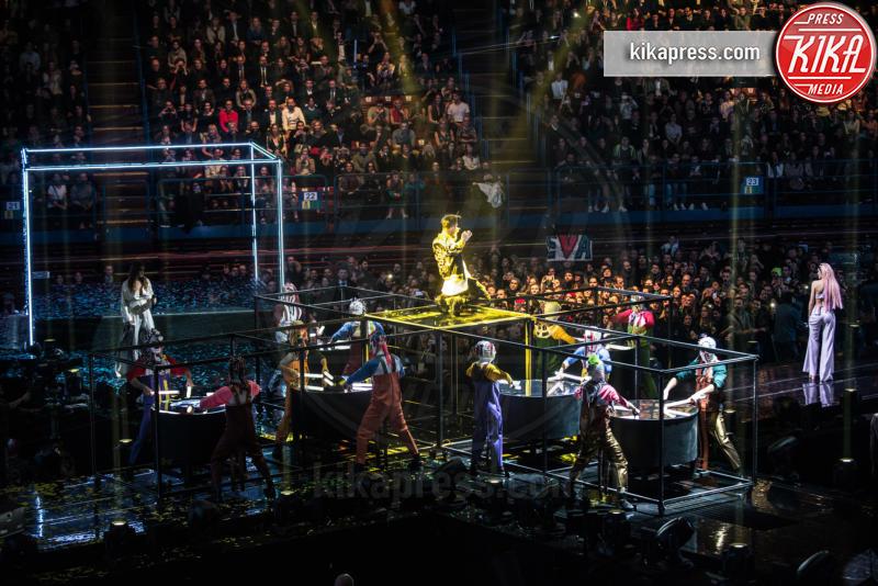 Roshelle, One Republic - Milano - 15-12-2016 - X Factor 10: lo show finale al Mediolanum