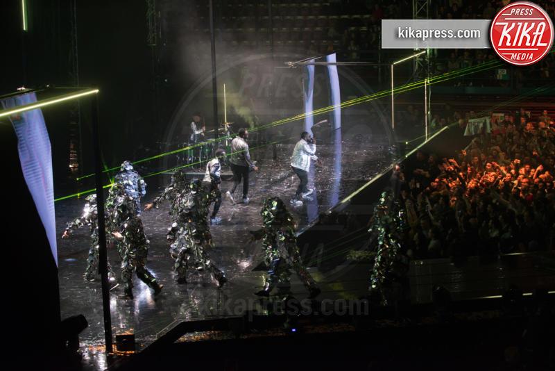 Soul System - Milano - 15-12-2016 - X Factor 10: lo show finale al Mediolanum