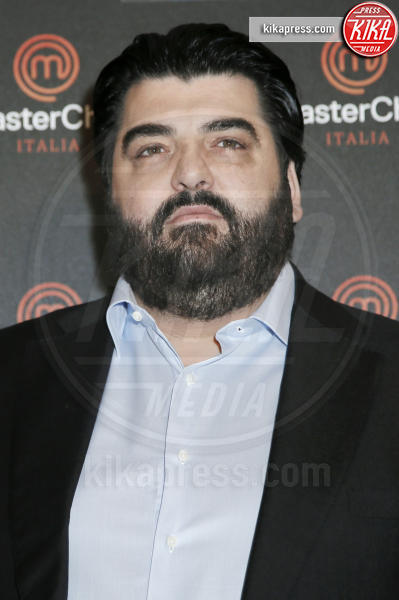 Antonino Cannavacciuolo - Milano - 20-12-2016 - Sesta edizione di Masterchef: la parola ai giudici!