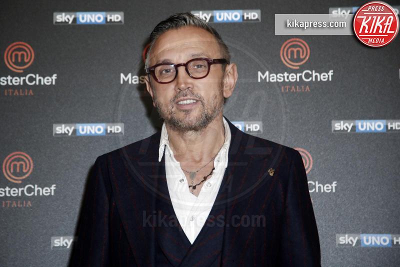 Bruno Barbieri - Milano - 20-12-2016 - Sesta edizione di Masterchef: la parola ai giudici!