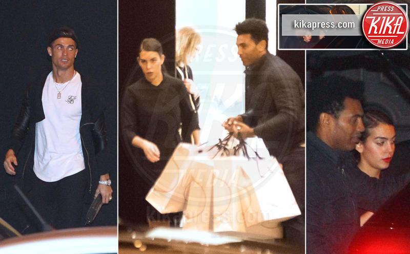 Georgina Rodriguez, Cristiano Ronaldo - Madrid - 22-12-2016 - Cristiano Ronaldo incinto? La foto con Georgina fa discutere