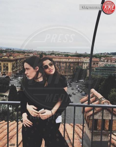 Sara Daniele, Aurora Ramazzotti - Milano - 22-12-2016 - Riki Marcuzzo e Sara Daniele: è amore o semplice amicizia?