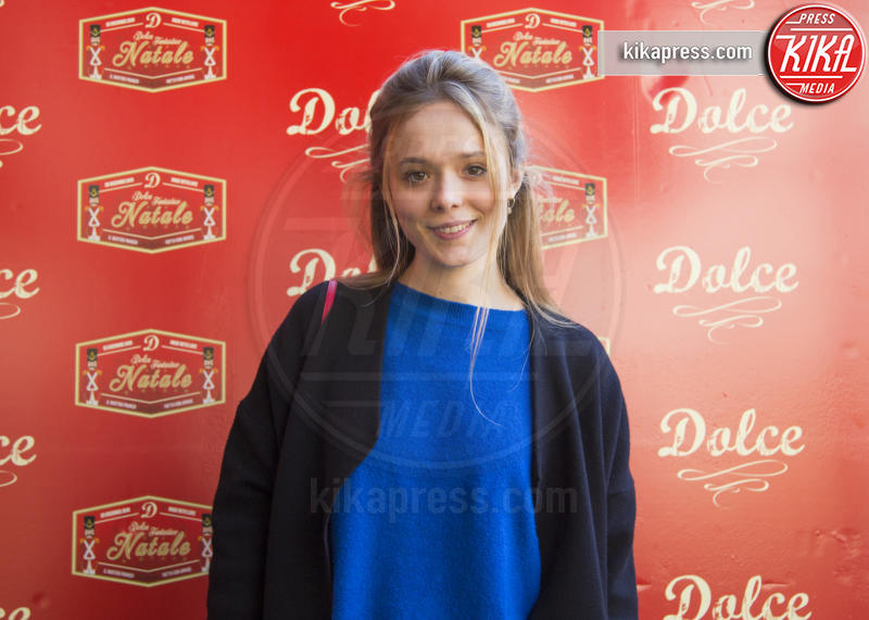 Maria Luisa De Crescenzo - Roma - 23-12-2016 - Alessandro Borghi, il Dolce cameriere per i bambini di Roma