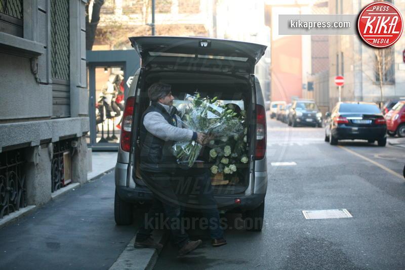 Milano - 23-12-2016 - Addio Franca Sozzani, le star le rendono omaggio