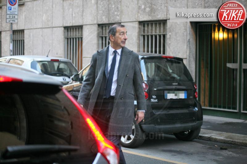 Giuseppe Sala - Milano - 23-12-2016 - Addio Franca Sozzani, le star le rendono omaggio
