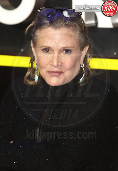 Carrie Fisher - Los Angeles - 23-02-2017 - Giallo sulla morte di Carrie Fisher: ecco le vere cause