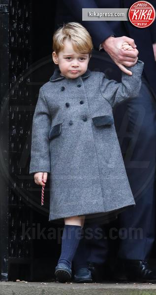 Prince George, Principe George - Londra - 25-12-2016 - Pippa Middleton: tutti i numeri del matrimonio (da 300mila euro)
