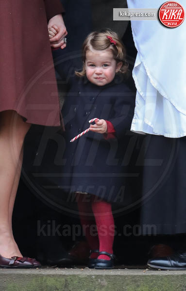 Princess Charlotte, Principessa Charlotte Elizabeth Diana - Londra - 25-12-2016 - Pippa Middleton: tutti i numeri del matrimonio (da 300mila euro)